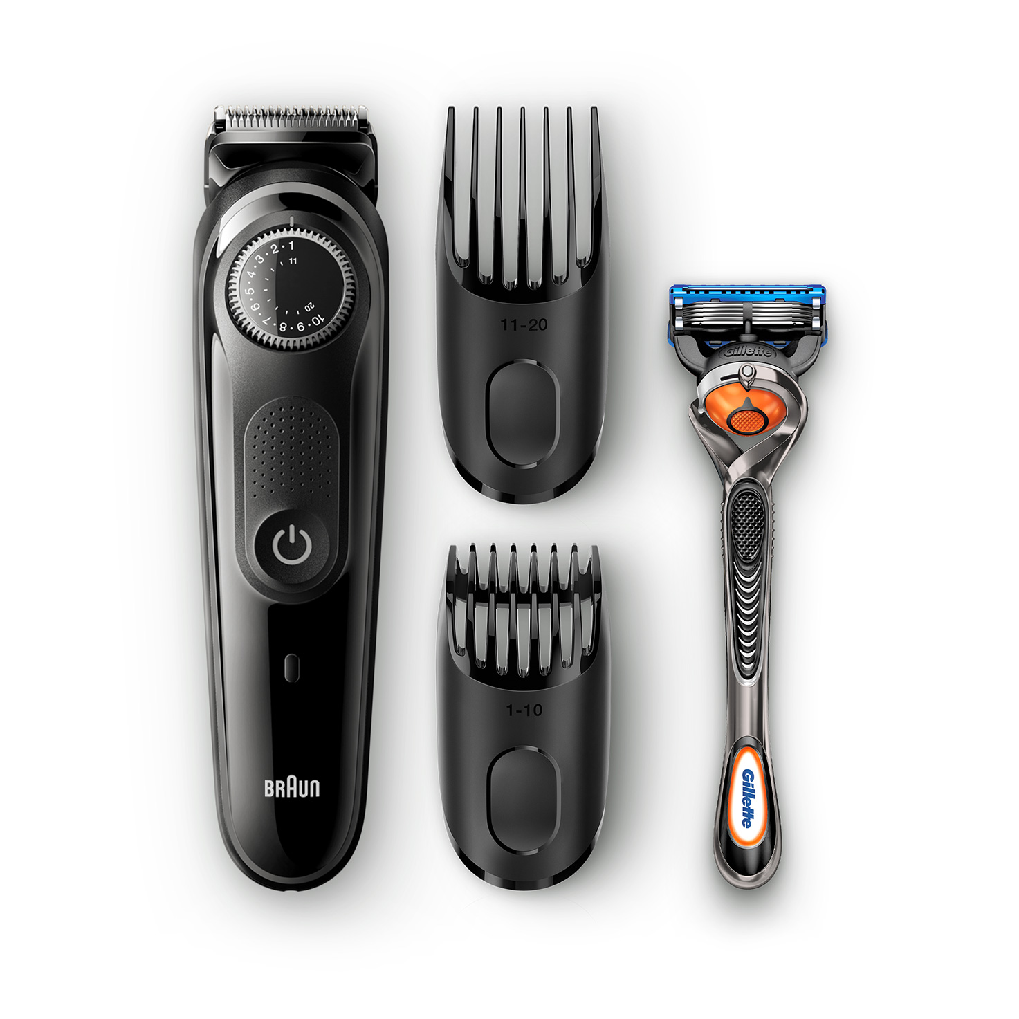 Braun BeardTrimmer BT3042 - What´s in the box