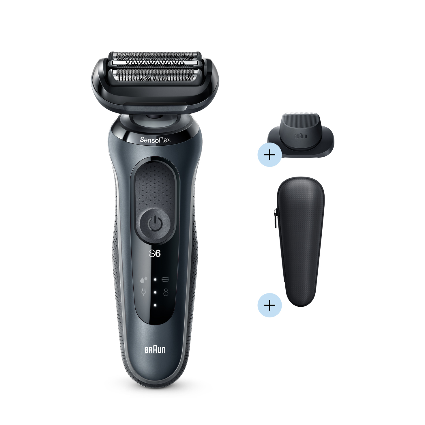 Braun Series 6 60-N1200s Electric Shaver