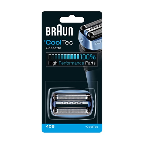 Braun CoolTec Combi  40b Replacement pack