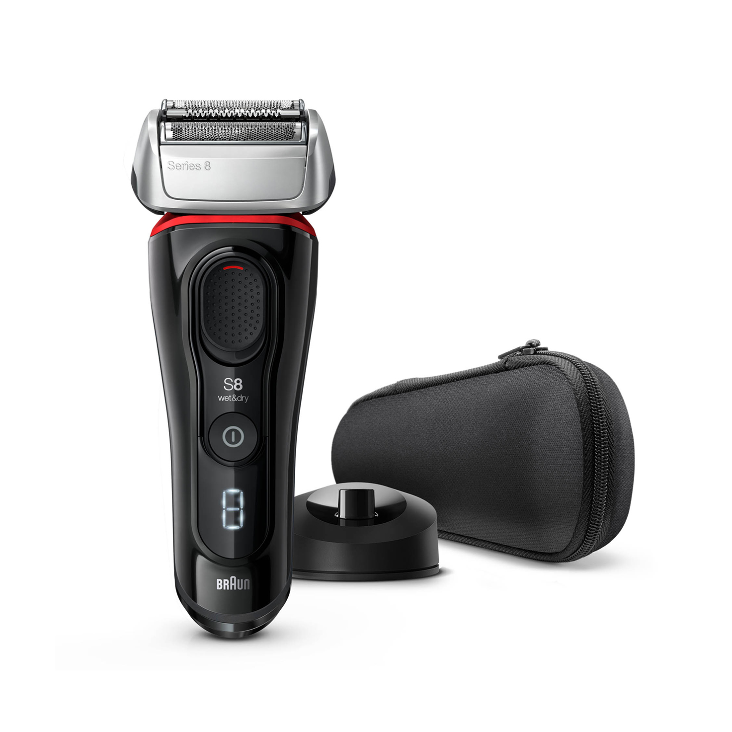 Series 8 8340s shaver