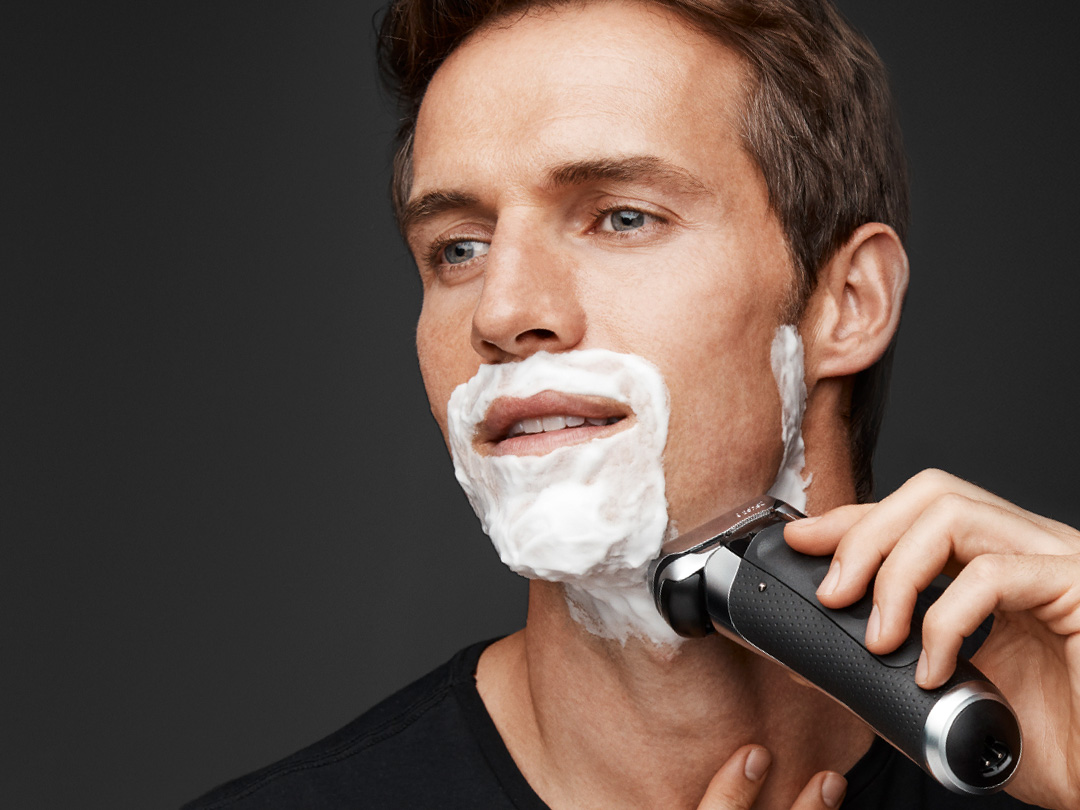 Wet or dry shaving experience