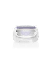 Exfoliation attachement for Braun Silk-épil lady shaver