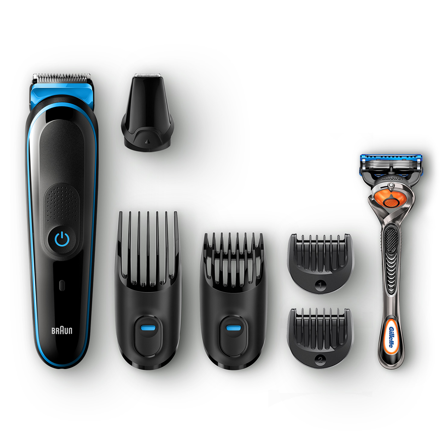 Braun All-in-one trimmer MGK5045 - What´s in the box