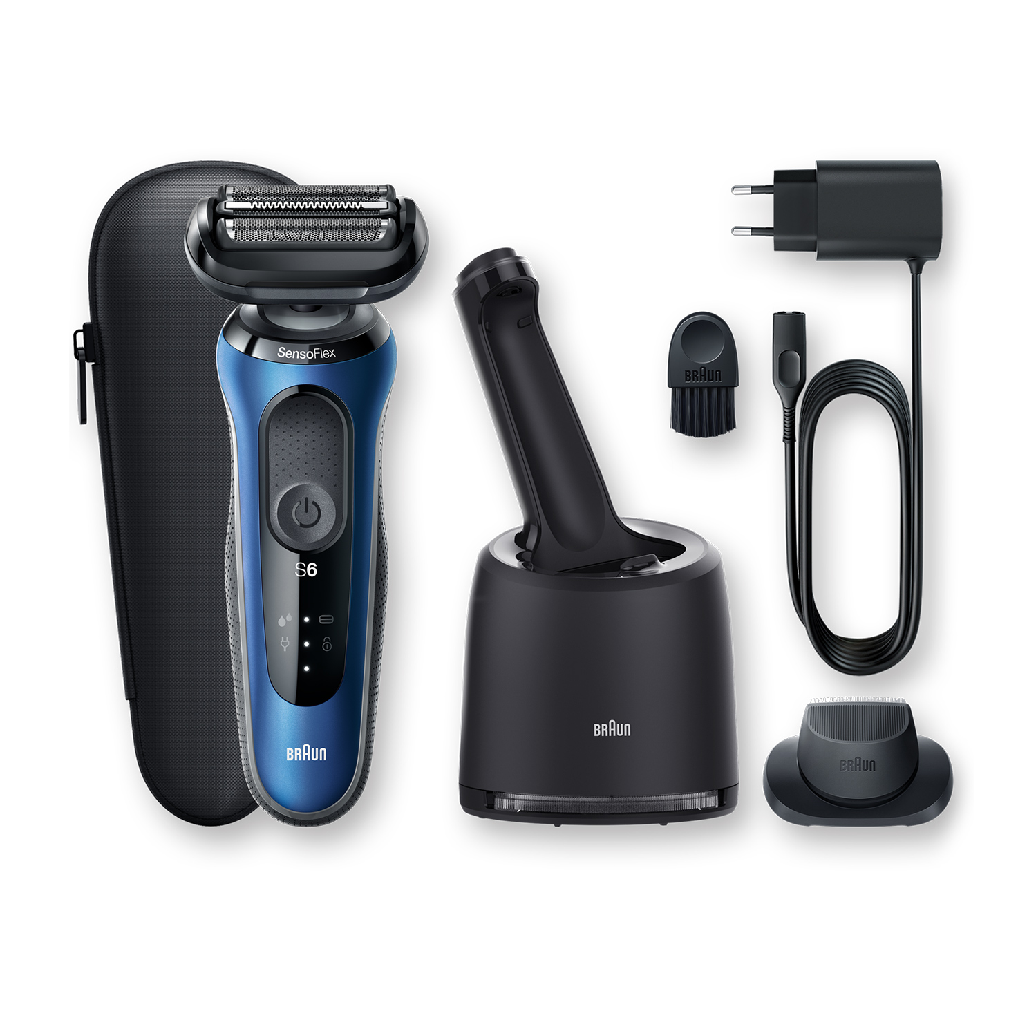 Braun Series 6 60-B7200cc Electric Shaver