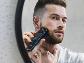 Beard styling  for modern men