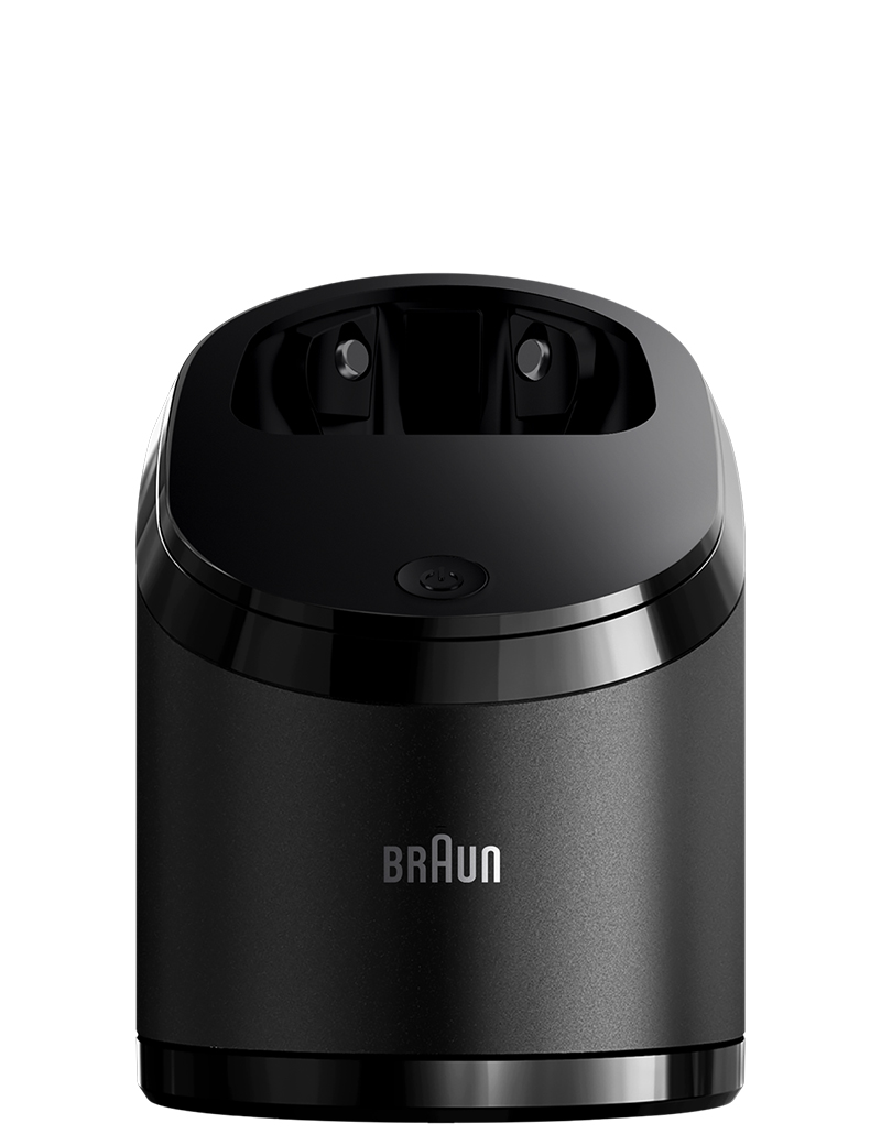 Station Clean & Charge pour rasoir Series 9 de Braun