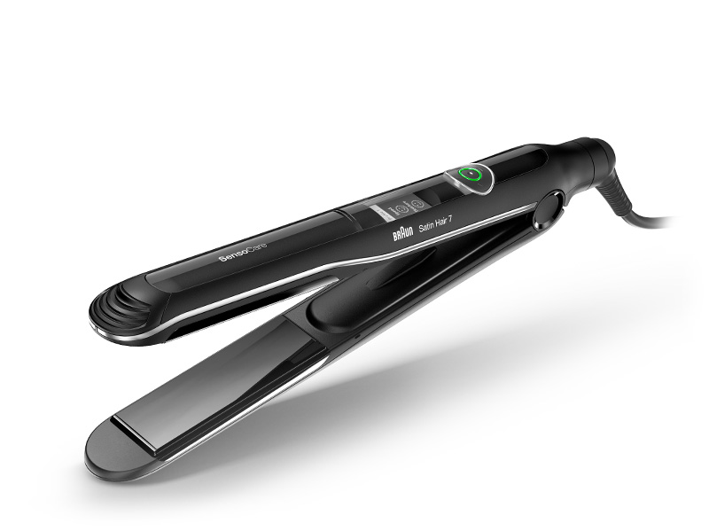 Braun Satin Hair 7 SensoCare straightener