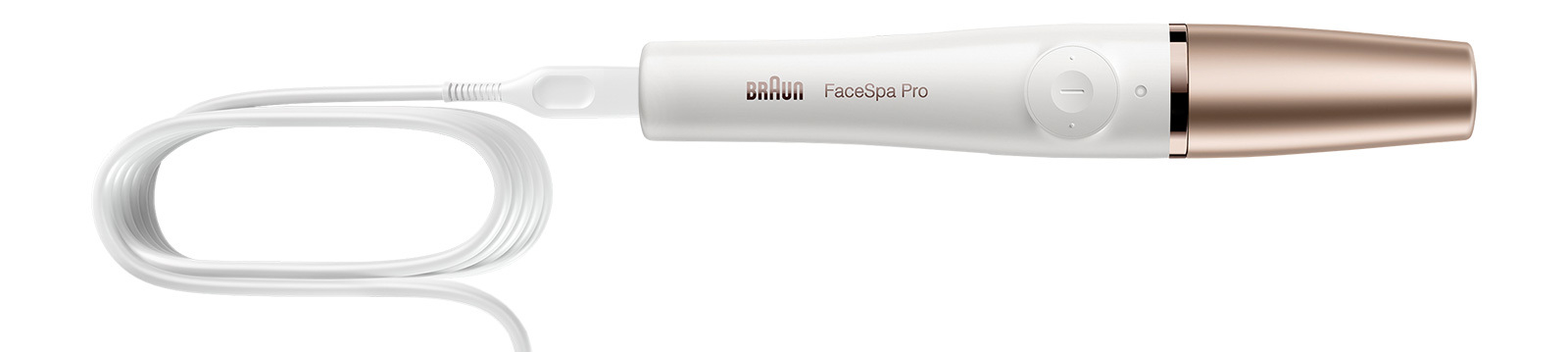 Braun FaceSpa Pro is oplaadbaar