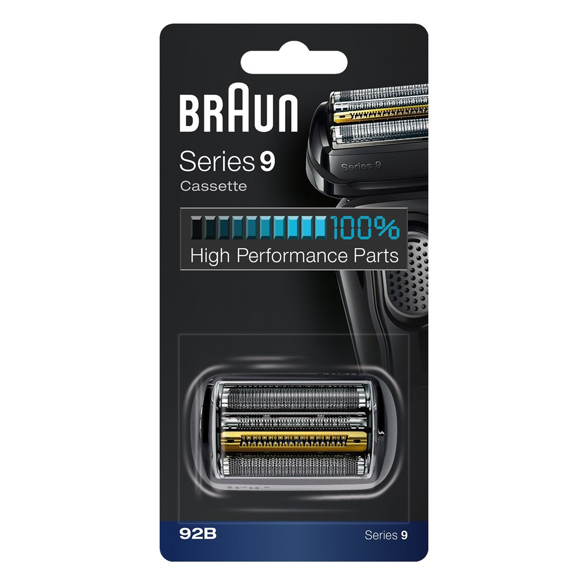 Braun Series 9 Combi 92B Cassette Replacement pack