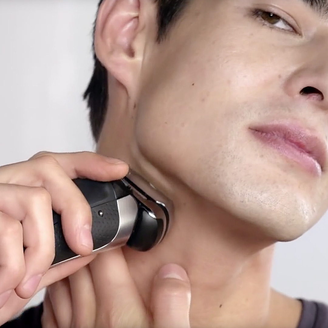 Braun series 9 how to shave