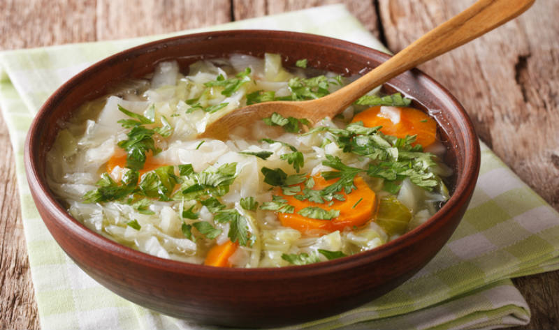 does the cabbage soup diet fads