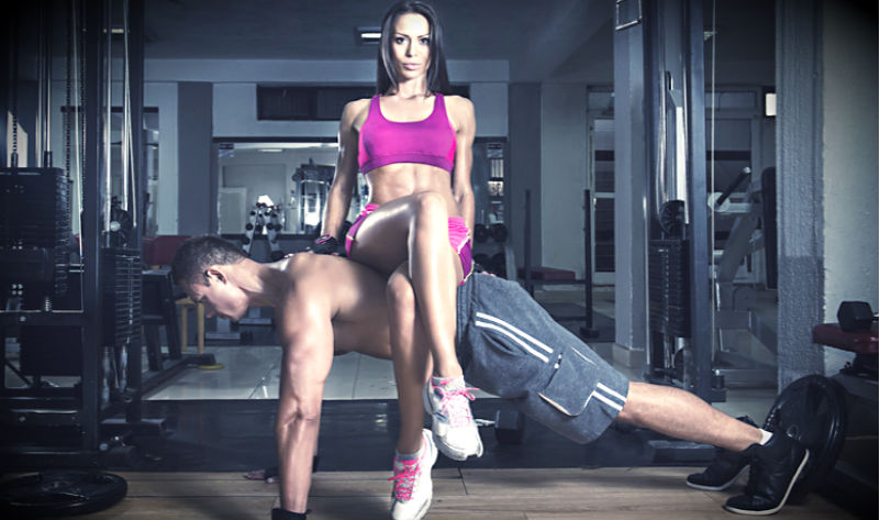Fitness and sex