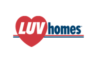 Luv Homes Logo