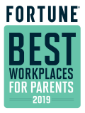 2019 Fortune Best Workplace for Parents