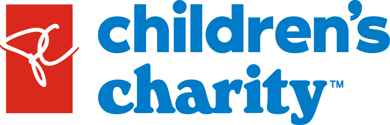 President's Choice Children's Charity Logo. Feeding hungry minds text appears below.