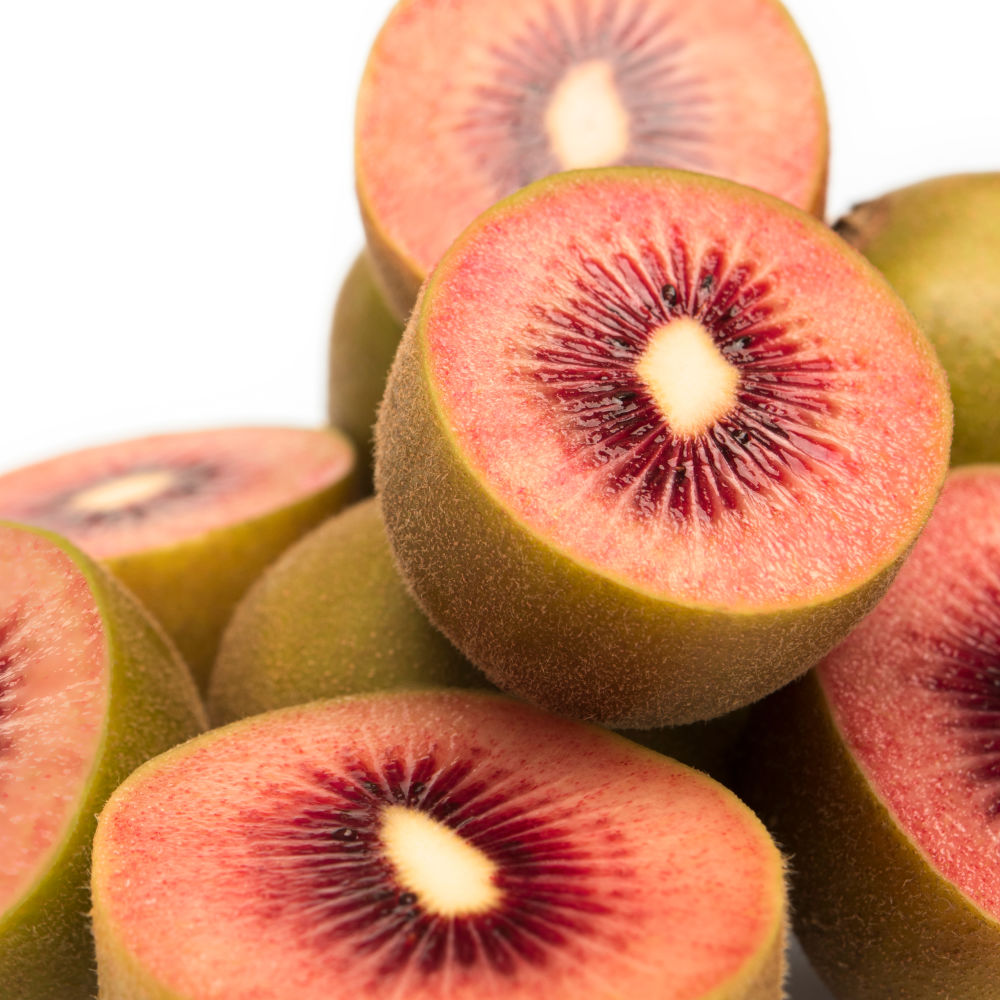 Red kiwifruit