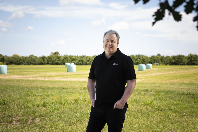Paul Johnstone: linking biology and technology for food production