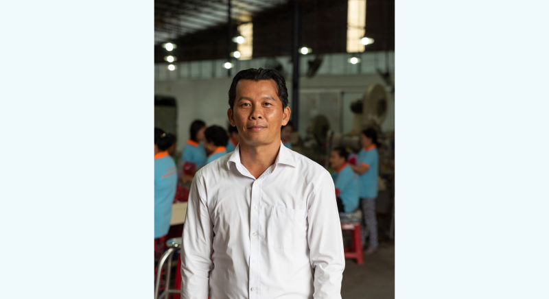 Nguyen Khac Huy: investing in the future