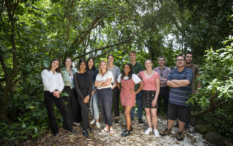 Plant & Food Research kicks off 2020/2021 summer studentship programme