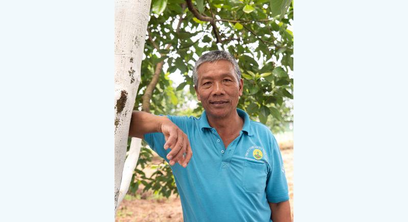 Nguyen Duy Truong: green gold