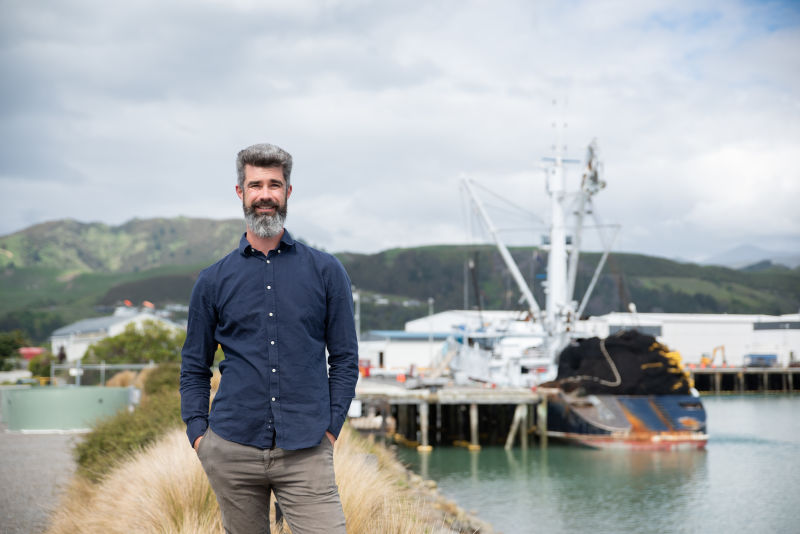 Damian Moran – our ocean as an environmentally sustainable food source