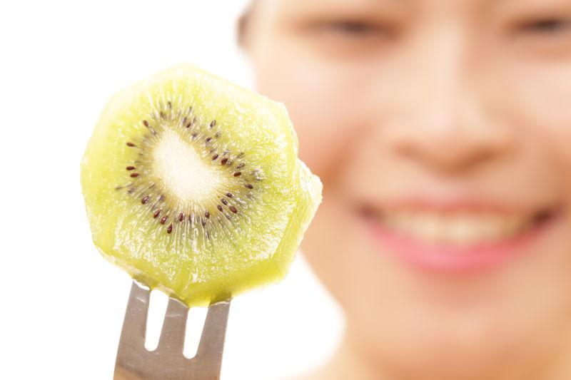 Kiwifruit is a sweet option