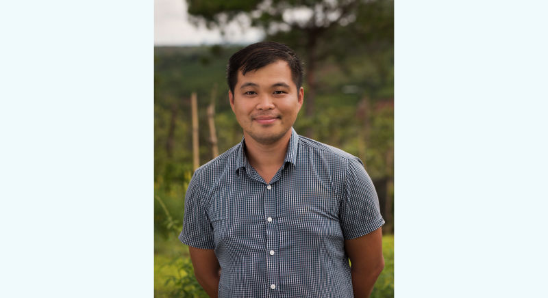 Ho Viet Khoa: ambitions and avocados