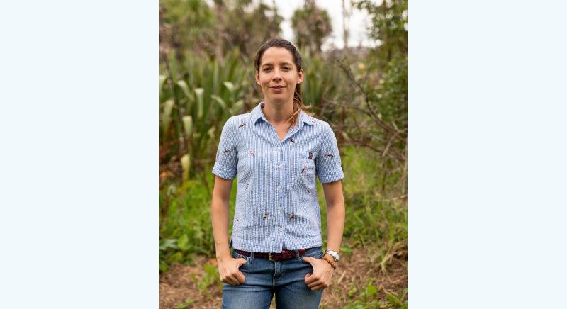 Lucia Ramos Romero: dream job