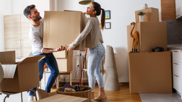 3 Tips For Not Going Crazy When You Move In Together