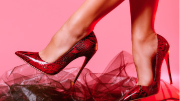 Finally! Gorgeous Heels That Won't Kill Your Feet