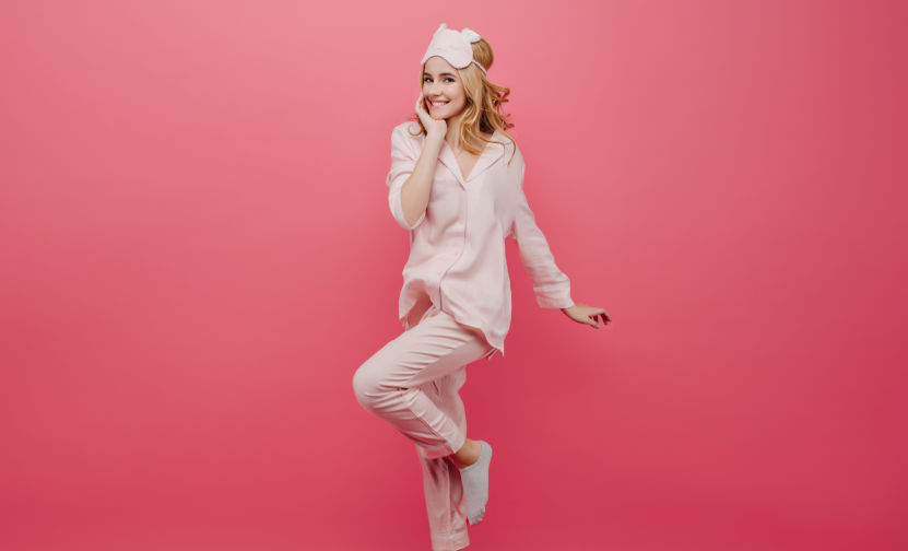 Comfy And Stylish Pajamas For The Lounging Fashionista