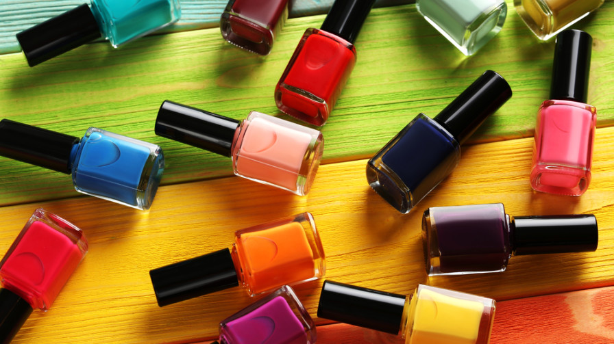 The Nail Polish Colors You'll Want To Wear All Spring