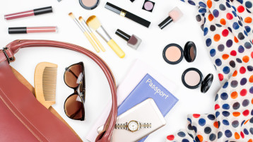 Beauty To-Go: Seven Travel Essentials You Need On Your Next Trip