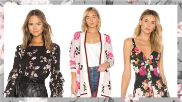 Trend Alert: Florals Are The Fashion Favorite This Spring