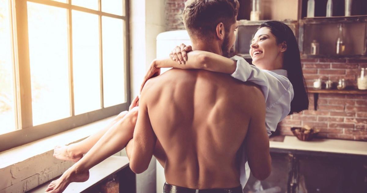 фото секса пар на кухне нестандартности ситуации
