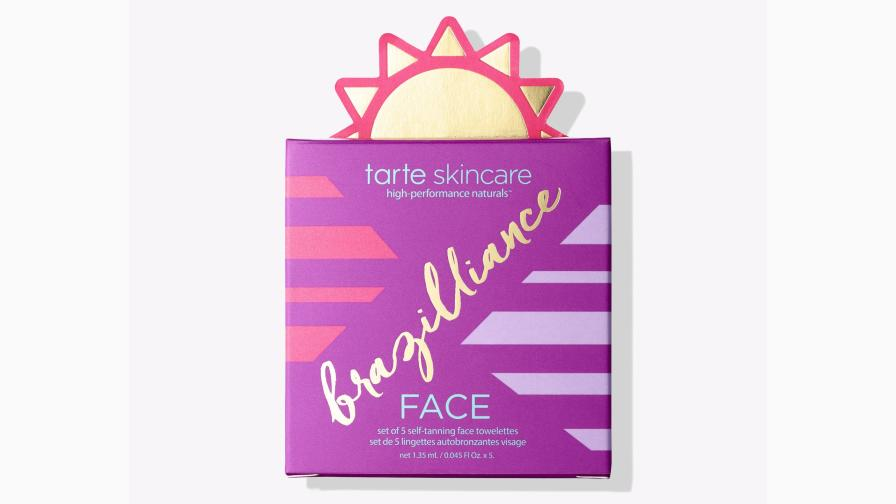 Tarte Brazilliance Self-Tanning Face Towelettes