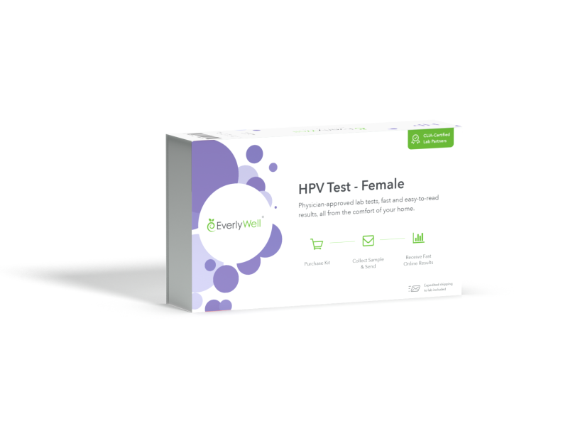 At-home HPV Test - Female