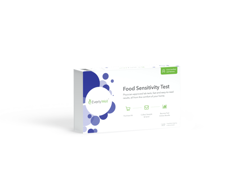 At-home Food Sensitivity Testing Kit
