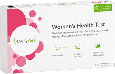 At-home Women's Health Test