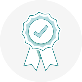 Prize badge icon