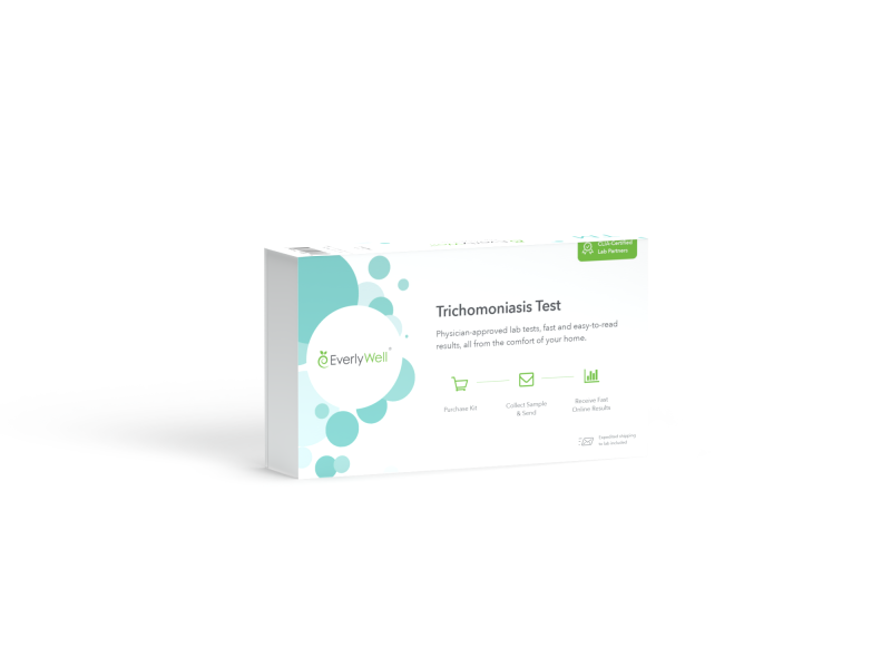 At-home Trichomoniasis Test