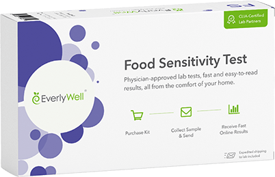 At-home Food Sensitivity Test