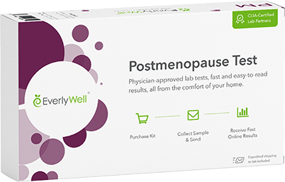 At-home Postmenopause Test