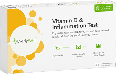 At-home Vitamin D & Inflammation Test