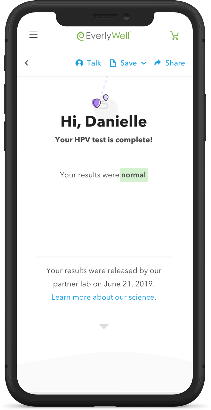 At Home High-Risk HPV Test - Costs Less Than a Doctor's
