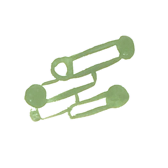 Icon representing joint pain symptom