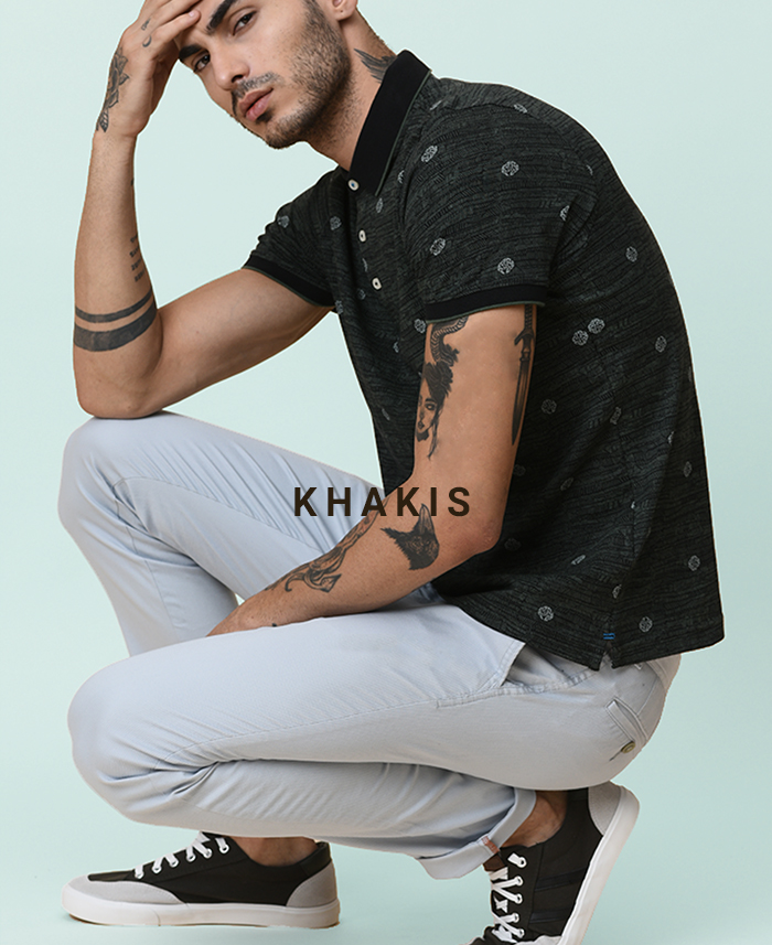 Online Men's Clothes & Accessories Shop in India