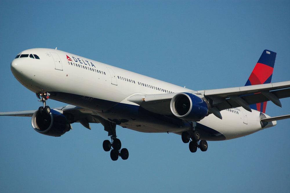 Delta airline - non-EU airlines passenger rights