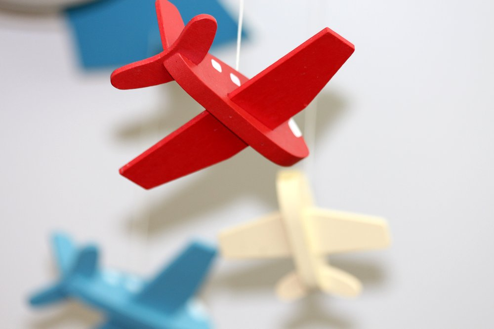 Miniature airplanes