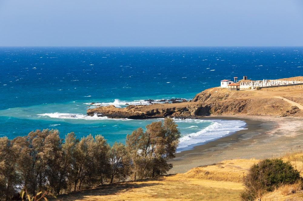 Beach on Cyprus